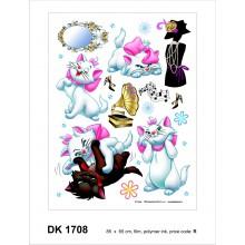 AG Design Macskaarisztokraták DK 1708