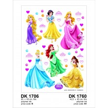 AG Design Hercegnők DK 1706
