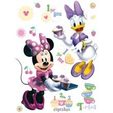 AG Design Minnie és Daisy DK 856