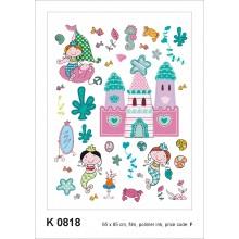 AG Design Sellőkastély K 0818