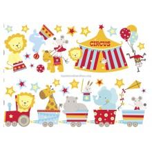 Decofun 40254B Cirkusz