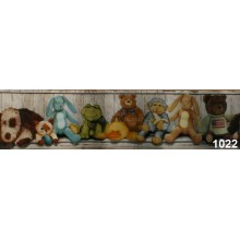 Gyerek bordűr RMK1022BCS