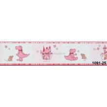 Gyerek bordűr 1091-25
