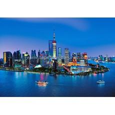 135 Shanghai Skyline