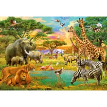 00154 African Animals